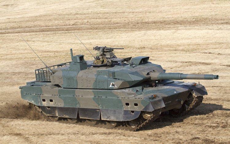 япония, основной, боевой танк, type10, japan, main, battle tank