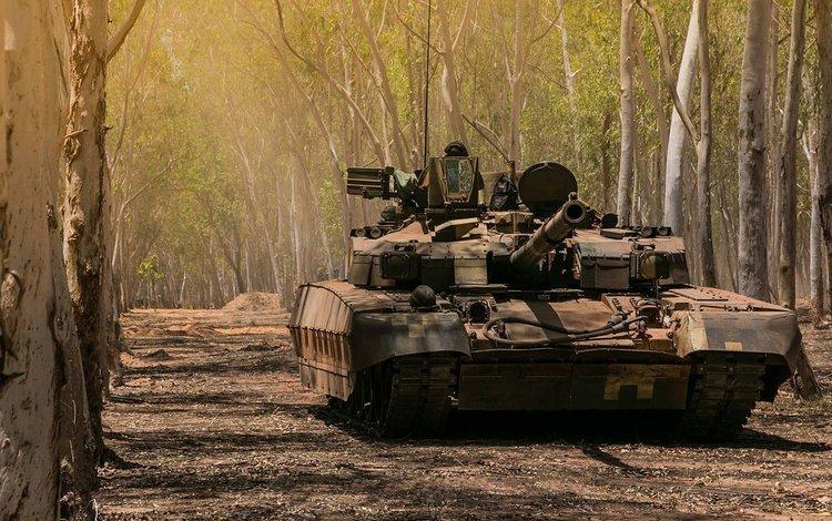 украина, основной, боевой танк, т-84м оплот, ukraine, main, battle tank, t-84m oplot