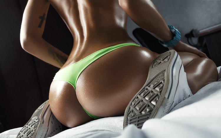 девушка, секси, поза, белье, взгляд, спортивная, часы, ura pechen, кеды, модель, тату, фотограф, girl, sexy, pose, linen, look, sports, watch, sneakers, model, tattoo, photographer