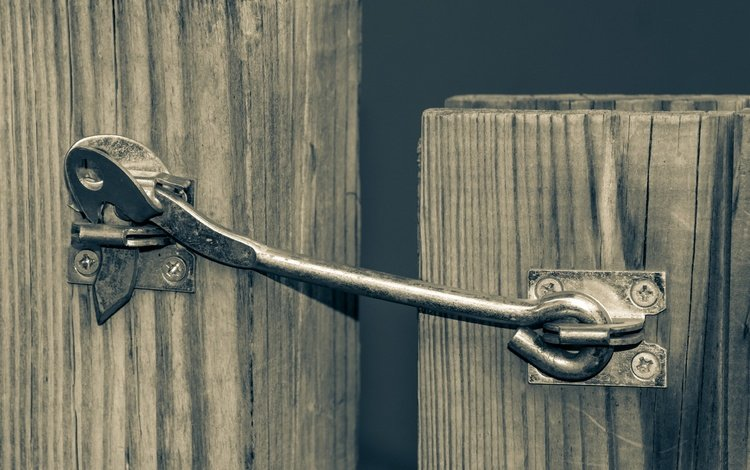 забор, калитка, засов, задвижка, the fence, wicket, hasp, valve