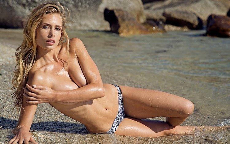 девушка, поза, блондинка, трусики, грудь, фигура, лифчик, бикини, girl, pose, blonde, panties, chest, figure, bra, bikini