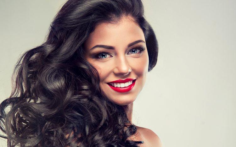 девушка, портрет, взгляд, модель, волосы, лицо, girl, portrait, look, model, hair, face