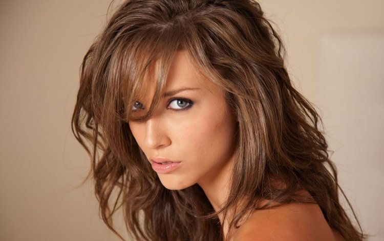 брюнетка, лицо, прическа, серые глаза, малена морган, brunette, face, hairstyle, grey eyes, malena morgan