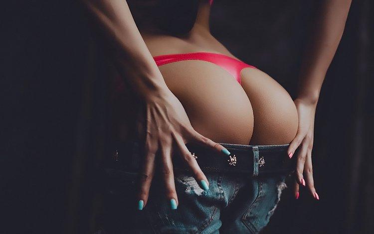 девушка, фото, попа, трусики, girl, photo, ass, panties