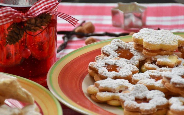 новый год, рождество, печенье, выпечка, new year, christmas, cookies, cakes