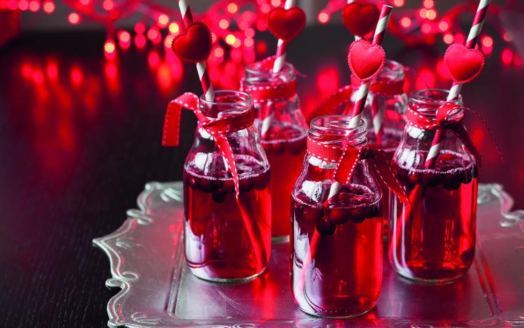 напиток, коктейли, клюква, бутылочки, svetlana kolpakova, drink, cocktails, cranberry, bottle