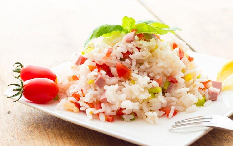 овощи, рис, салат, закуска, vegetables, figure, salad, appetizer
