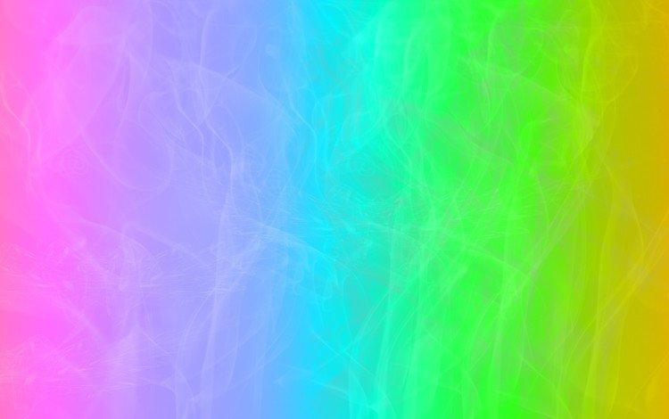 абстракция, фон, цвет, форма, блики, градиент, цветной, красочный, яркий, bright, abstraction, background, color, form, glare, gradient, colorful