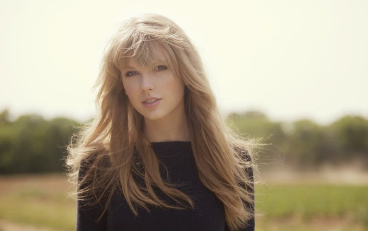 the sun, background, blonde, look, hair, face, singer, taylor swift