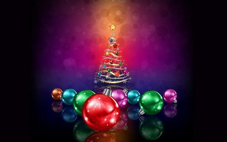новый год, елка, шары, шарики, рождество, елочные украшения, new year, tree, balls, christmas, christmas decorations