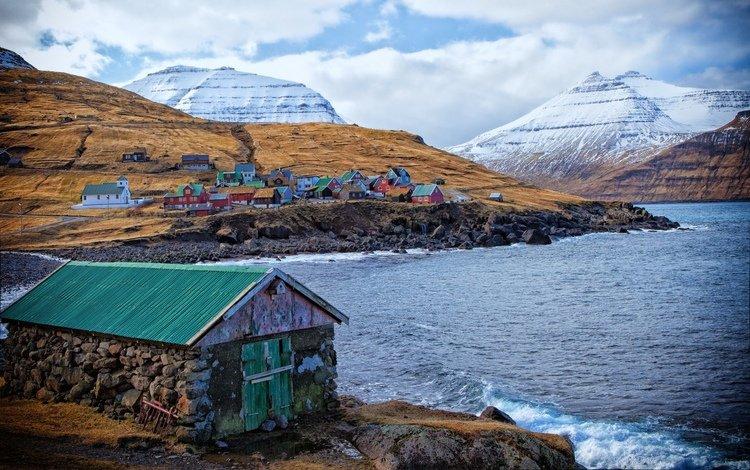 фарерские острова, дания, faroe islands, denmark