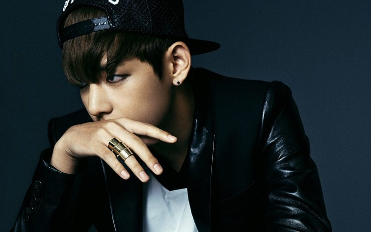 style, face, singer, cap, hip hop, bts, bangtan boys, kpop, taken
