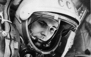 космос, ссср, юрий алексеевич гагарин, первый космонавт