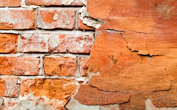 стена, кирпич, яркость