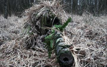 sniper, rifle, sight, optics, camouflage