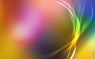 фон, цвет, поток