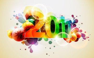 цвета, узоры, 2011 год