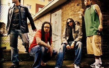 обои, группа, музыка, дреды, рок, метал, широкоформатные, band, hd, nu-metal, корн, альтернатива, ню-метал, валлпапер, наскальные, музыкa