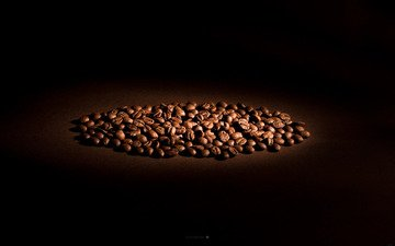 light, grain, coffee