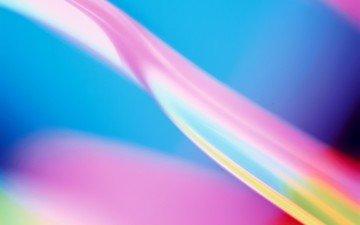 синий, цвет, розовый