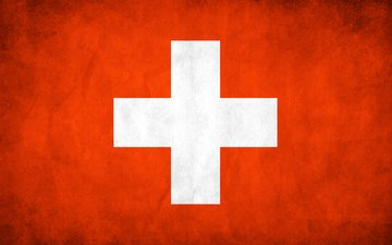 текстуры, швейцария, флаг