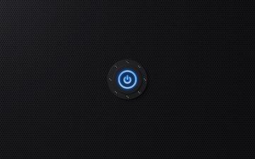 кнопка, выключение, шестигранники