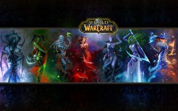 girls, blizzard, world of warcraft