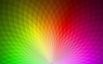 цвет, радуга, спектр