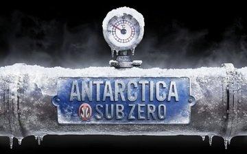 температура, труба, антарктида
