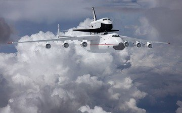 ан-225, буран, мрия