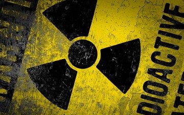 железо, жёлтая, радиация