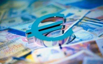 символ, деньги, евро, quake