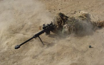 sand, sniper, rifle