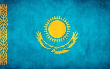 флаг, свобода, казахстан