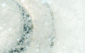 пузыри, минимализм, светлые