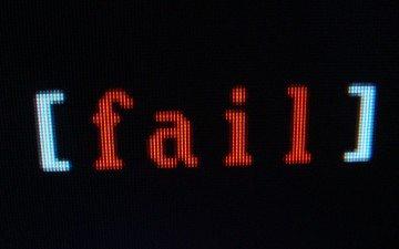 монитор, пиксель, fail