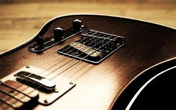 гитара, струны, корпус
