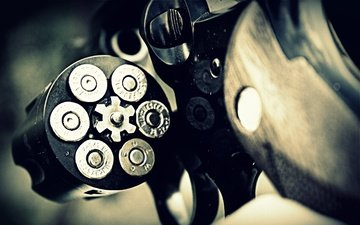 revolver, sleeve, drum