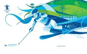 ванкувер, лыжи, олимпиада 2010