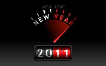 let's start, год, 2011 год, новая