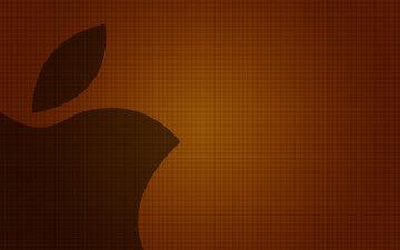 обои, стиль, качество, америка, яблоко, фирма, apple trade mark