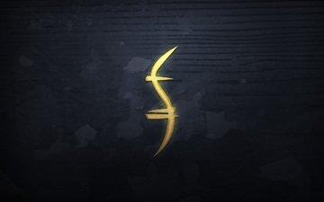 черный, символ