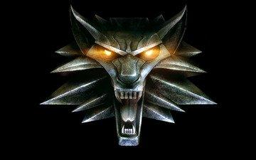 глаза, ведьмак, злость, the witcher 2