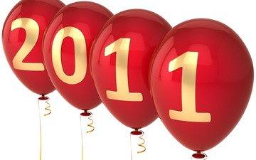 новый, год, 2011 год
