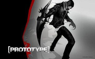 игры, прототип, games, gamer, prototype blade (прототип клинка)