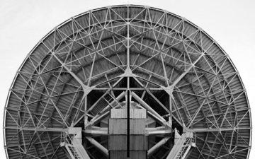 лестница, серый, крепления, антенна