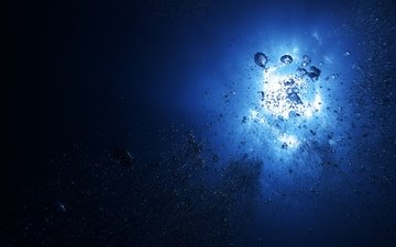 вода, солнце, море, лето, пузыри, воздух, океан, вс, водные просторы, подводный мир, мыльные пузыри, подводная, океана