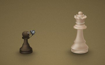chess, pawn, cameras