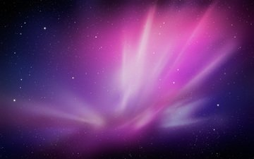 космос, галактика, туманность, феолетовый