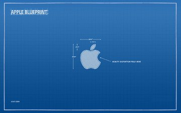 логотип, яблоко, лого, эппл